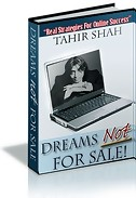 Dreams Not For Sale - Internet Marketing Truths