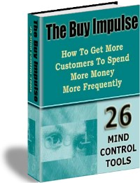 The Buy Impulse - 26 Mind Controlling Tools