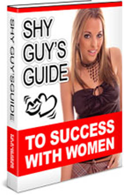 shy guys guide to dating asian men Most guys like shy girls, and when there are so few shy girls out there, you'd be more desirable than any other kind of girl #12 a shy girl's awkwardness makes her more attractive to guys #13 guys like being in control of the relationship.