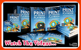 Print On Demand Videos