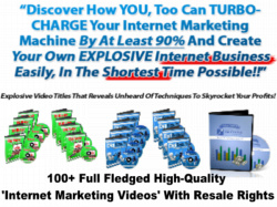 11 Online Marketing Video Title Sets