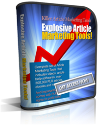 Article Marketing Tools